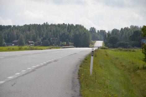 Väg Bergslagsdiagonalen Riksväg 50